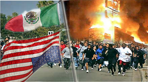 Hispanic intifada