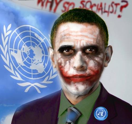 ObamaUNJoker