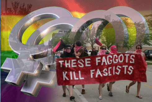 The Homo 'Night of Long Knives' Targets Any Christian Who Dares ...: swordattheready.wordpress.com/2011/07/22/the-homo-night-of-long...