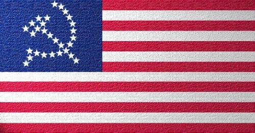 AmeriSoviet Flag