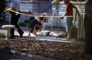 cops kill dog