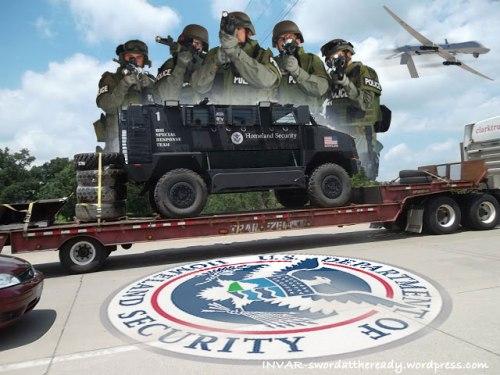MilitarizedDHS