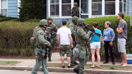 US Gestapo