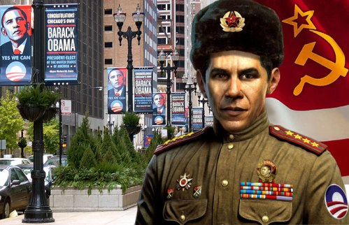 ObamaSovietAmerika