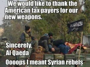 Al-QaedaSyria