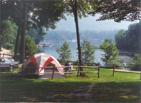 NH Campsite