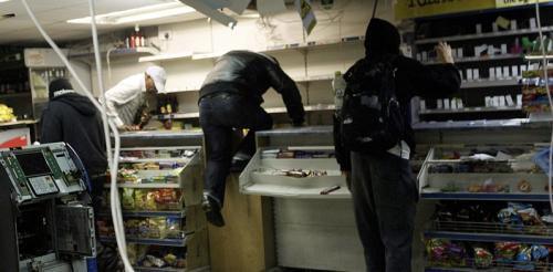 niggers jump counter