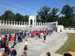 Storming memorial