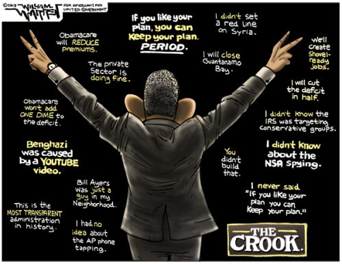 The Crook