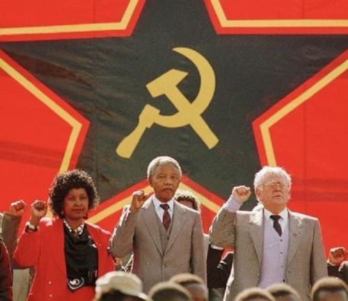 CommunistMandela