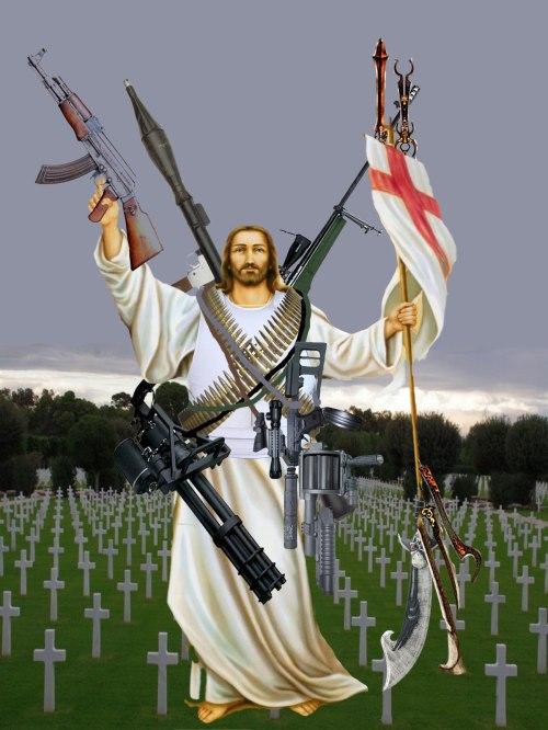 Genocidal Jesus