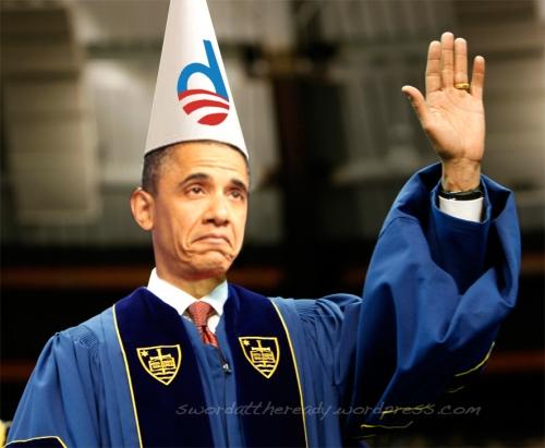ObamaDunce
