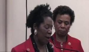 Sheila Jackson Lee Marxist