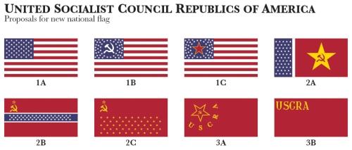 flagsof_communist_america