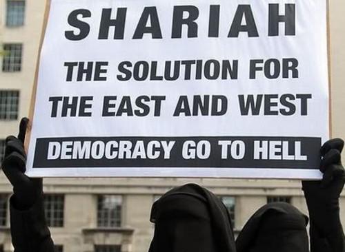 ShariaforWest