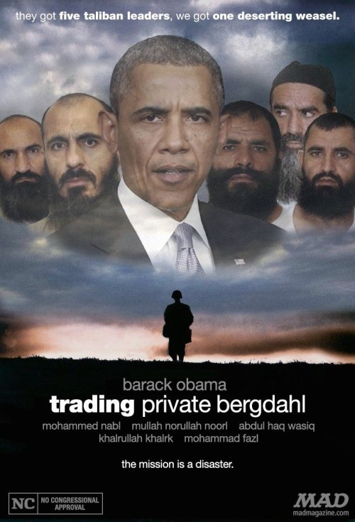 Trading-Private-Bergdahl