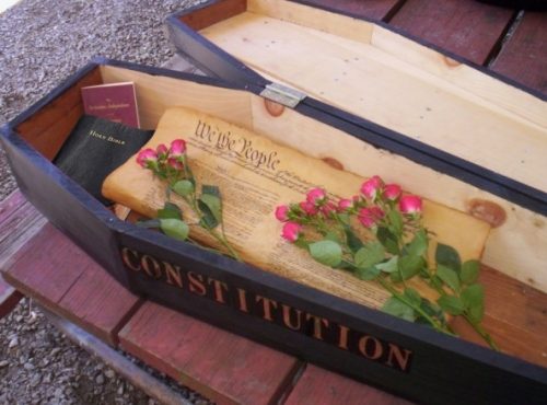 Constitution-Dead