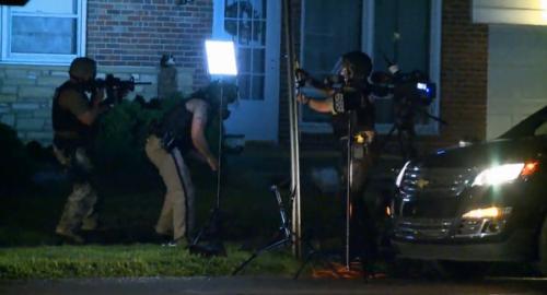 SWAT FergusonNewsteam