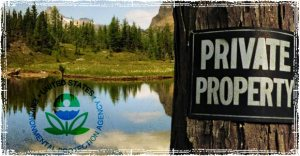 EPA Water Confiscation