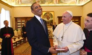 Pope Obama