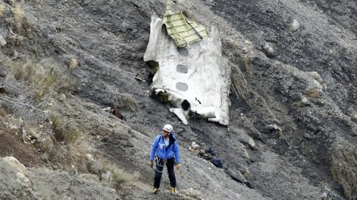 Air crash Germanwings
