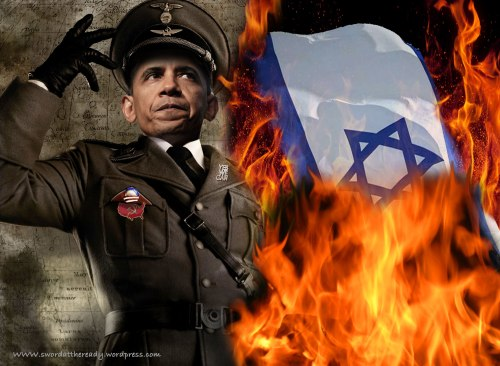 AntiIsraelObama