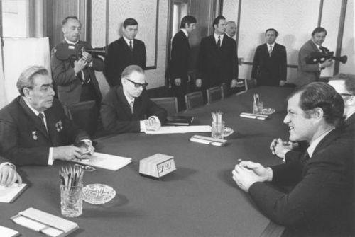 Kennedy-Brezhnev