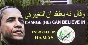 Obama endorsed by Hamas