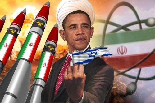 ObamaflipsoffIsrael