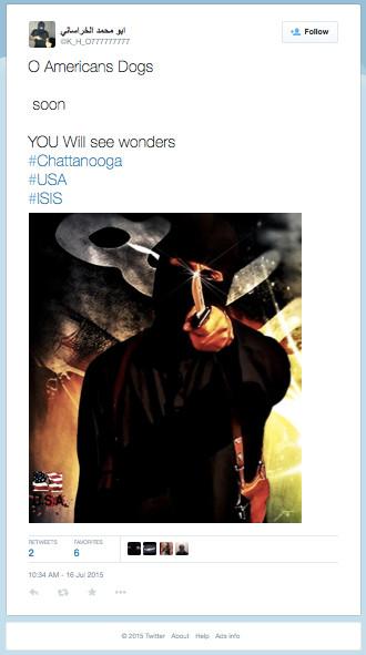 Chattanooga-tweet
