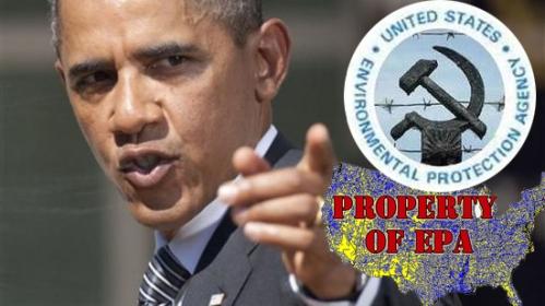 Obama-EPA