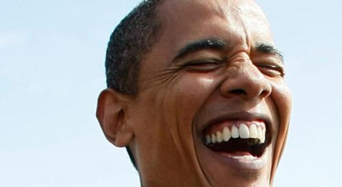 obama-laughingAss