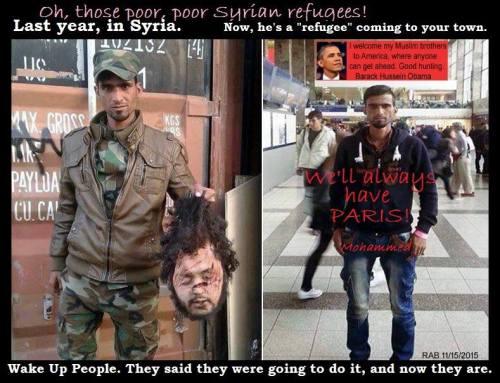 ISISrefugee
