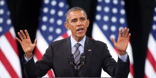 Obama'DontGetCrazy'