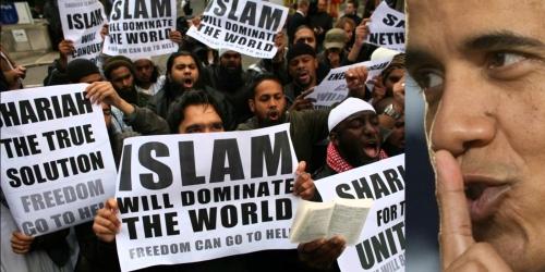 Obama-Sharia