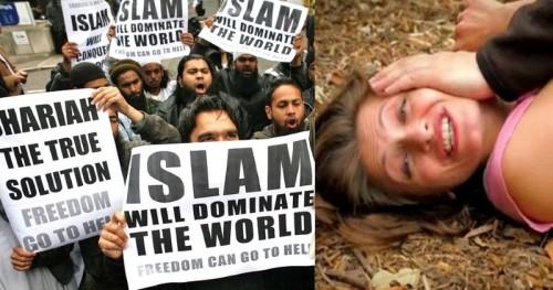 ShariaRape